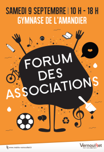 forum des associations Vernouillet 2017