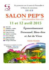 salon peps Vernouillet avril 2015